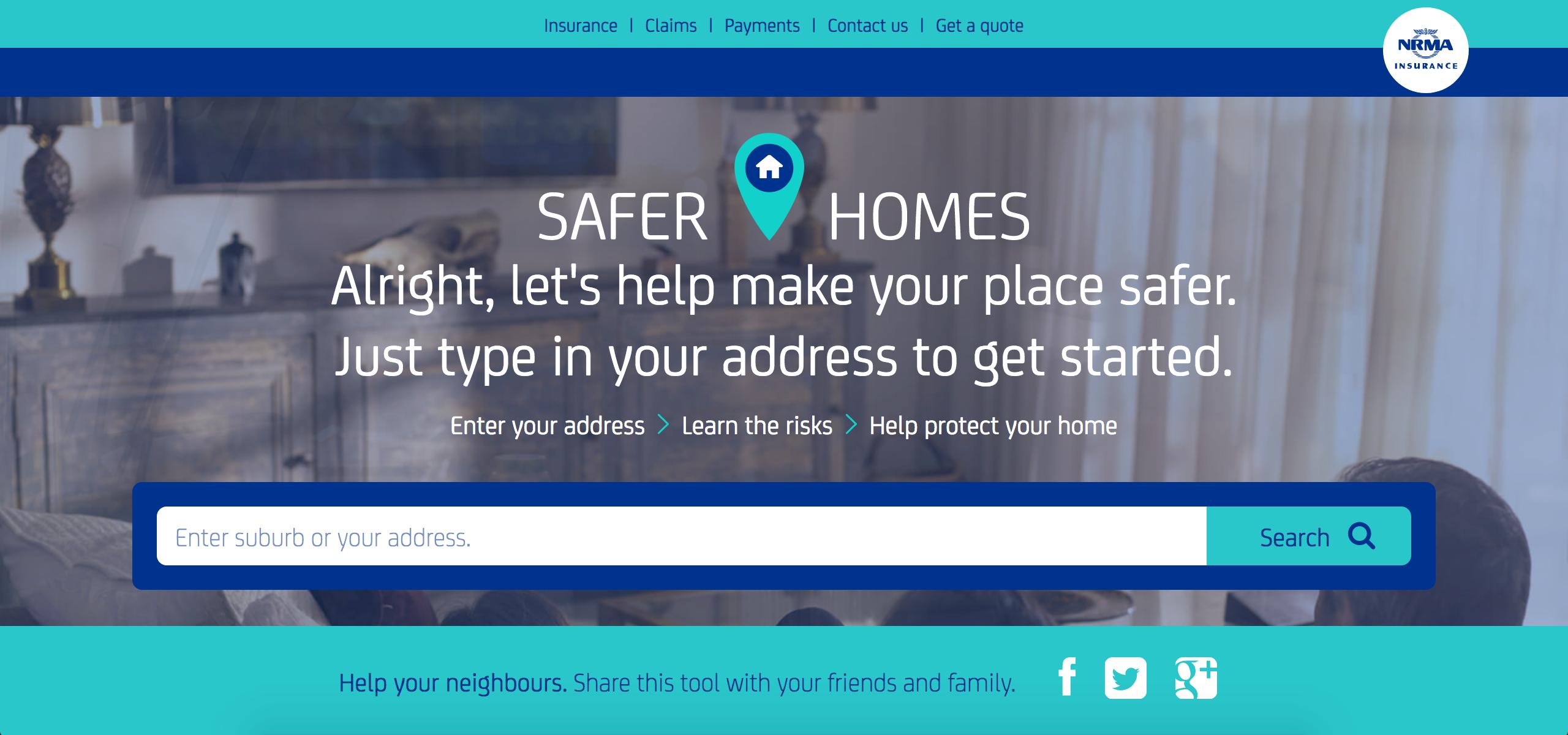 nrma-insurance-safer-homes